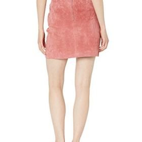 BLANKNYC Fashionable Real Suede Mini Skirt for Any Occasions Dress Or Casual Clothes Comfortable Stylish Clothing 0 1