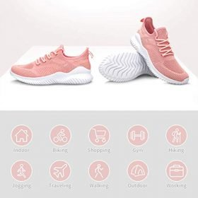 Flysocks Slip On Sneakers for Women Fashion Sneakers Walking Shoes Non Slip Lightweight Breathable Mesh Running Shoes Comfortable 0 5