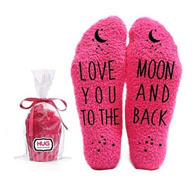 Funny Socks for Women Cute Novelty Cupcake Packaging Gifts for Mothers Mom 0