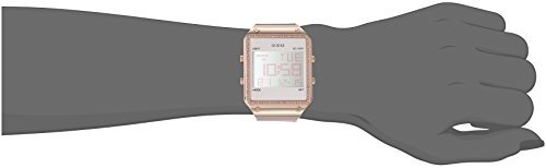 GUESS Womens Digital Silicone Watch 0 0