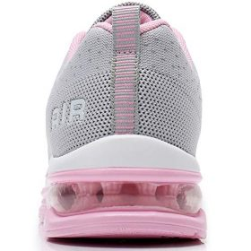 MAFEKE Women Air Athletic Running Shoes Fashion Tennis Breathable Lightweight Walking Sneakers 0 1