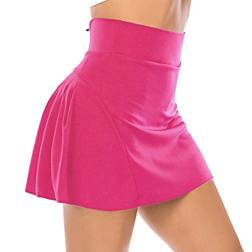 Pleated Tennis Skirts for Women with Pockets Shorts Athletic Golf Skorts Activewear Running Workout Sports Skirt 0 0