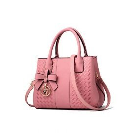 Purses and Handbags for Women Fashion Ladies PU Leather Top Handle Satchel Shoulder Tote Bags 0